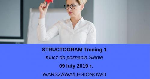 Structogram Trening 1 - Klucz do poznania Siebie