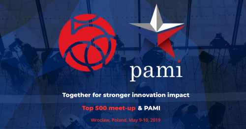 VIII Annual Meet-up of the Top500 Innovators Association and PAMI Conference