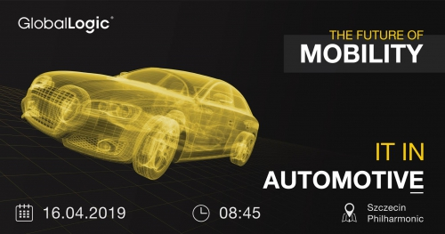 "Conference ""IT in Automotive"" 2019 - The Future of Mobility"
