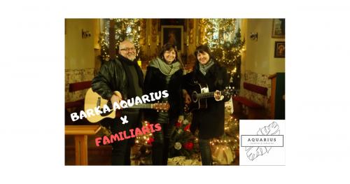 Świąteczny Koncert zespołu Familiaris - Barka Aquarius