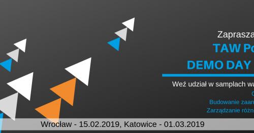 TAW Polska - Demo Day - Katowice 2019!