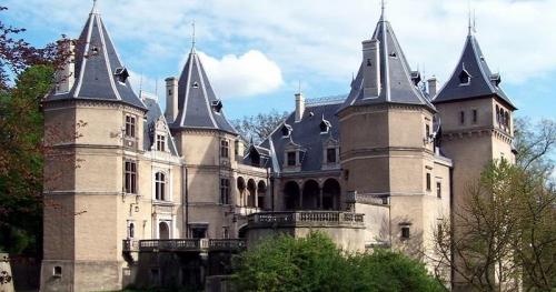 13.04.209 - Gołuchów - Zamek znad Loary i odrobina Kalisza. [Wycieczka autokarowa]