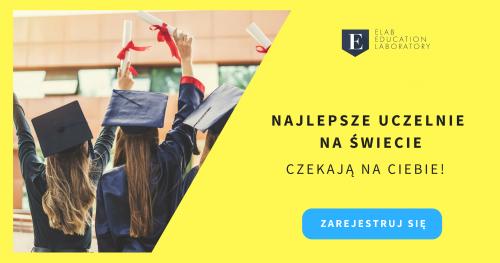 Najlepsze uczelnie na świecie czekają na Ciebie - spotkanie w Warszawie!