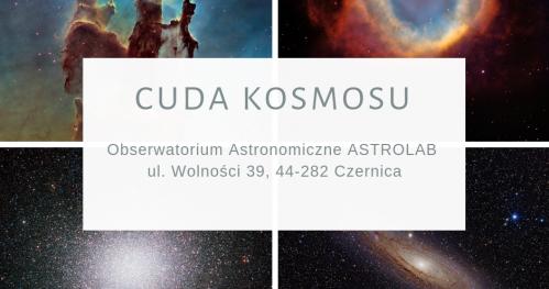 ASTROHUNTERS - Rodzinne spotkania z astronomią - Cuda Kosmosu - 19.02.2019 godzina 18:00