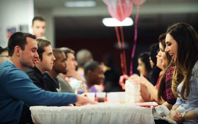 Szybkie randki 20-30 ans