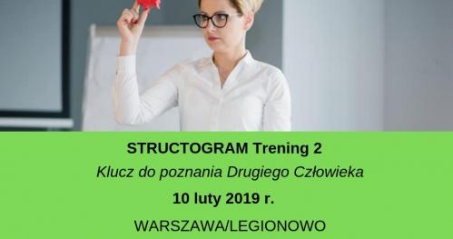 Structogram Trening 2 - Klucz do poznania Drugiego Człowieka