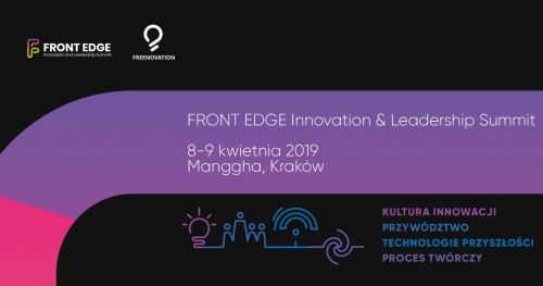 FRONT EDGE Innovation & Leadership Summit 2019