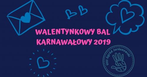 WALENTYNKOWY BAL KARNAWAŁOWY 2019