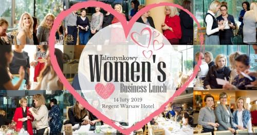 Walentynkowy Women's Business Lunch ❤