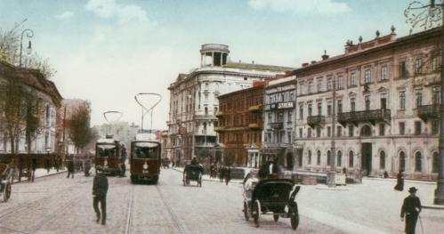 09.02.2019 (19:00) - Ciemna strona Krakowskiego Przedmieścia. [Spacer]