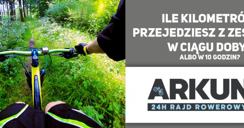 24h Rajd Rowerowy ARKUN