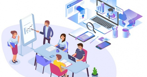 E-learning na podstawie STORYLINE 3