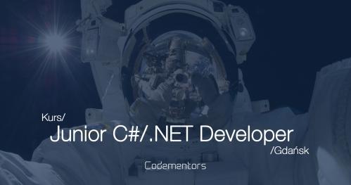 Kurs Codementors - Junior C#/.NET Developer