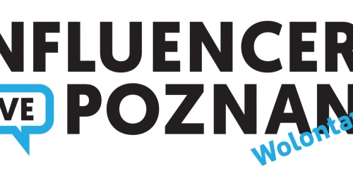 Wolontariat Influencer LIVE Poznan