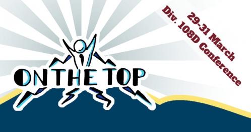 "Konferencja Toastmasters ""On The Top"""
