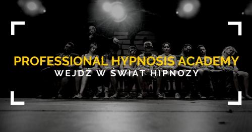 Professional Hypnosis Academy - 4 zjazdy, 9 dni