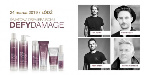 JOICO DEFY DAMAGE - JOI Conference&Show