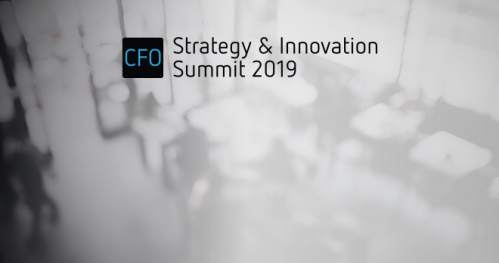 CFO Strategy & Innovation Summit 2019