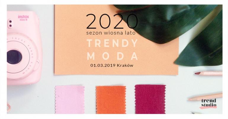 1f73a9f3f7 Szkolenie Trendy w modzie - wiosna lato 2020 - moda damska ...