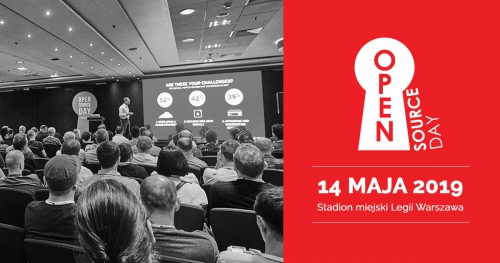 Open Source Day 2019