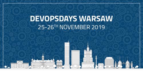 DevOpsDays Warsaw 2019