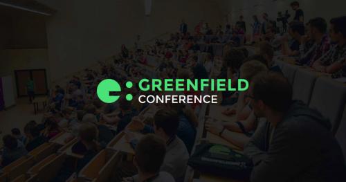 Konferencja Greenfield 2019