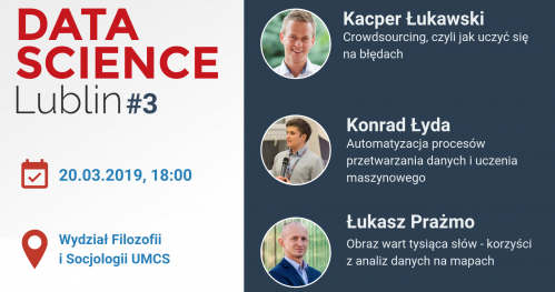Data Science Lublin #3