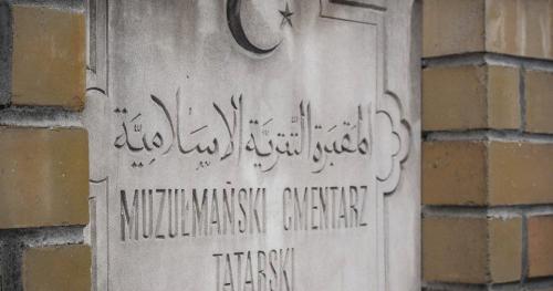 Spacer po Cmentarzu Tatarskim w Warszawie 23 marca