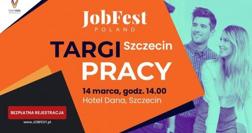Targi Pracy JobFest Poland w Szczecinie