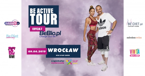 Be Active Tour Wrocław
