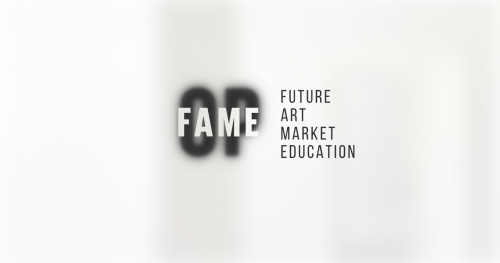OP FAME / Future Art Market Education - konferencja część II
