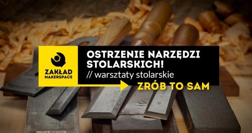 Ostrzenie narzędzi stolarskich vol 2 // Warsztaty stolarskie ZRÓB TO SAM
