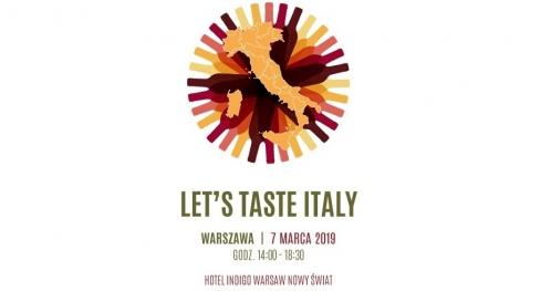 Let's Taste Italy 2019 - degustacja dla miłośników wina