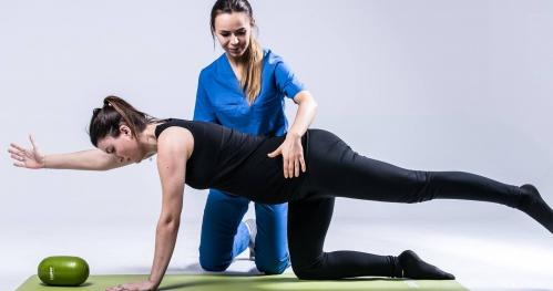 Reha-Fit Mama, rehabilitacyjny trening po ciąży