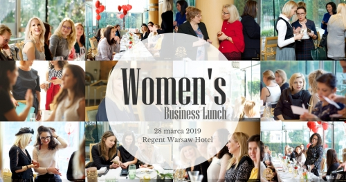 Women's Business Lunch