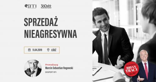 """""""Sprzedaż nieagresywna"""" - Łódź"""