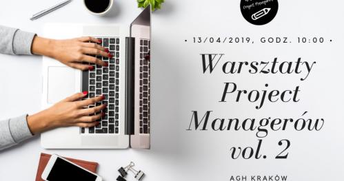 Warsztaty Project Managerów vol. 2