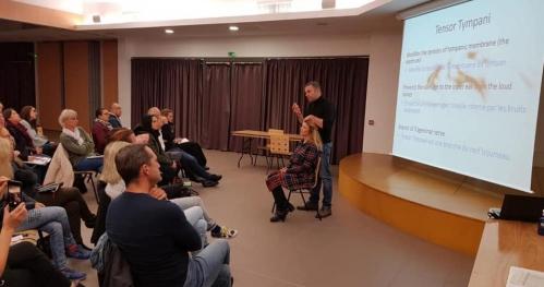 Prezentacja zastosowania TUI NA w autyzmie i porażeniu mózgowym
