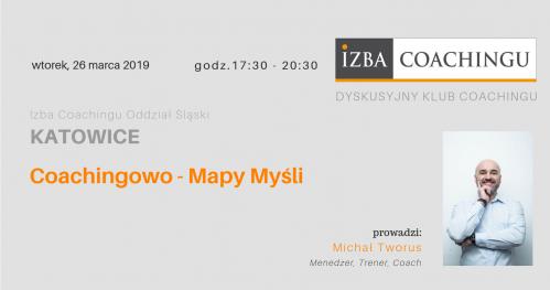 Dyskusyjny Klub Coachingu - Coachingowo - Mapy Myśli