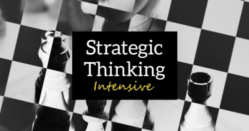 Strategic Thinking Intensive