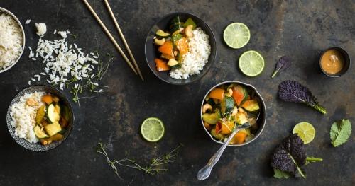Vegan in Bangkok - czyli tajska kuchnia dla roślinożerców