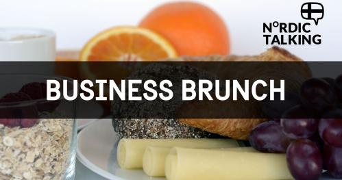 NORDIC TALKING - Biznesowy brunch dla przedsiębiorców związanych ze Skandynawią.
