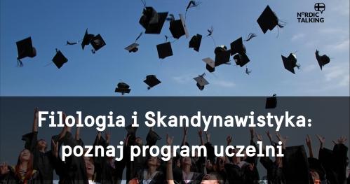 NORDIC TALKING - Panel dyskusyjny:  Dlaczego Skandynawia? Poznaj program twojej przyszłej uczelni.