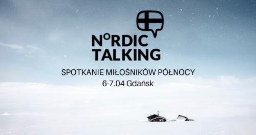 NORDIC TALKING - Bezlitosny żywioł - zima, 9 miesięcy życia w namiocie na dalekiej Północy.