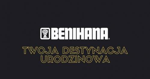 Świętowanie w Benihanie - nowa oferta urodzinowa