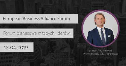 European Business Alliance Forum 2019