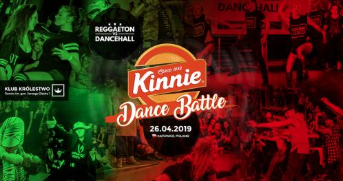 Reggaeton vs Dancehall Kongres VI : Kinnie Dance Battle