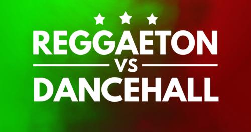 Reggaeton vs Dancehall : Kinnie Dance Battle & Main Party