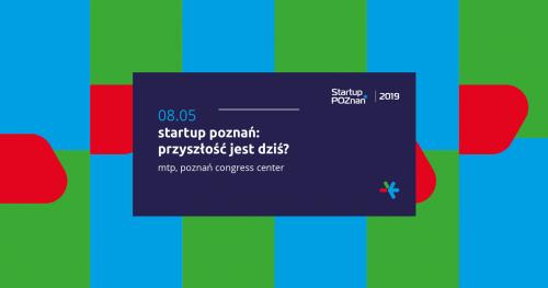 Startup Poznań 2019 - SCENA GŁÓWNA