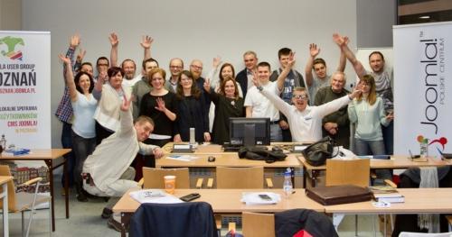 6. spotkanie Joomla User Group - Poznań